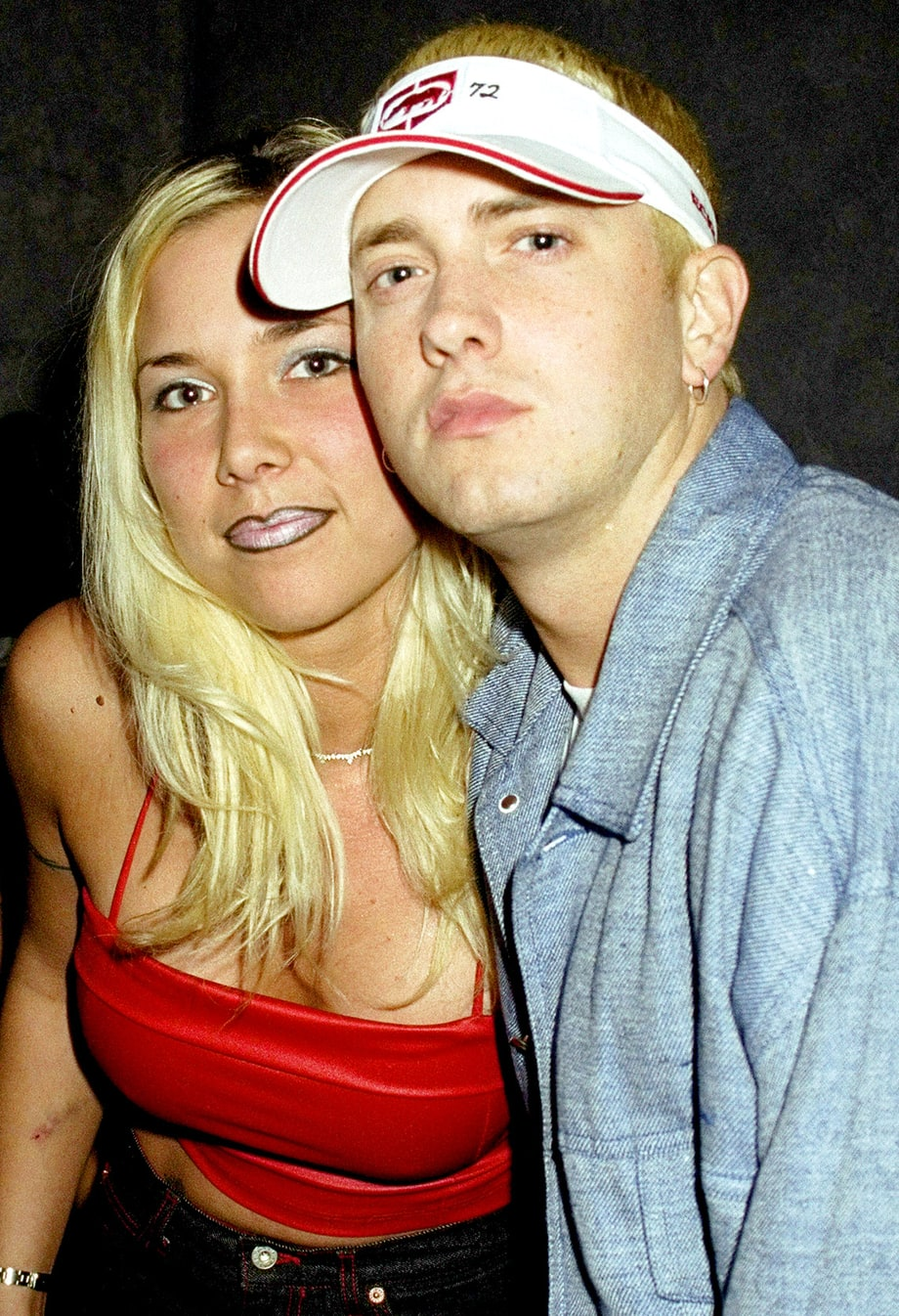 eminem and kim relationship