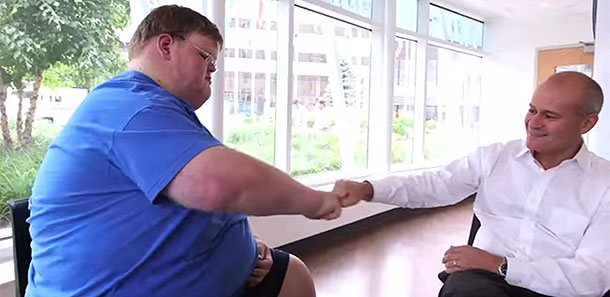 At Just 15 Years Old, He Weighed 715 Pounds. Just Wait Until You See Him Today!