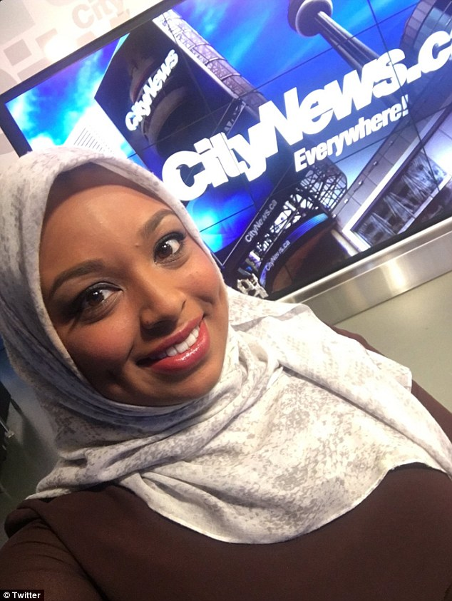 Canadian Reporter Makes History As First Muslim Woman In Hijab To Read The News