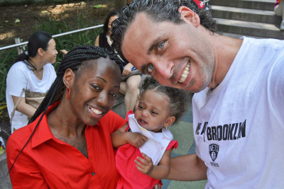 Meet The New York Professor Who Has 22 Children And 18 Baby Mama's (With MORE Kids On The Way!)