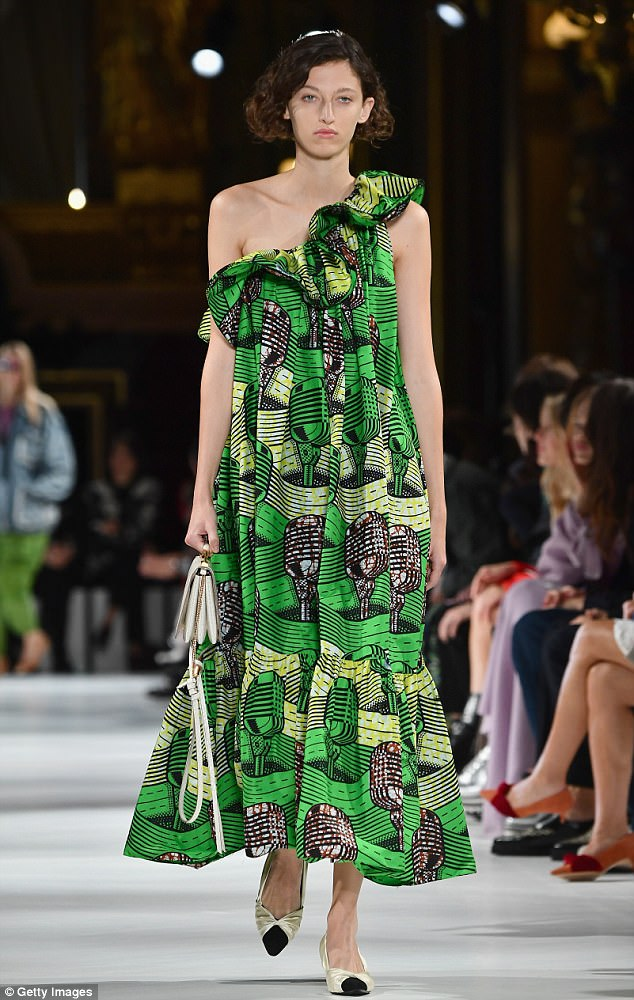 Stella McCartney Accused Of Cultural Appropriation After Showcasing Ankara Prints At Fashion Week