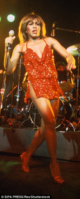 Tina Turner, 77, Defies Her Age As She Makes Rare Appearance To Promote New Musical