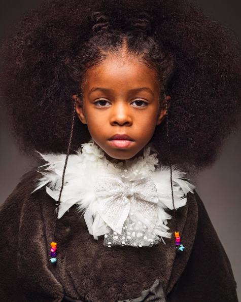 These Incredible Set Of Photos Celebrates Beautiful Black Girls And The Baroque Era