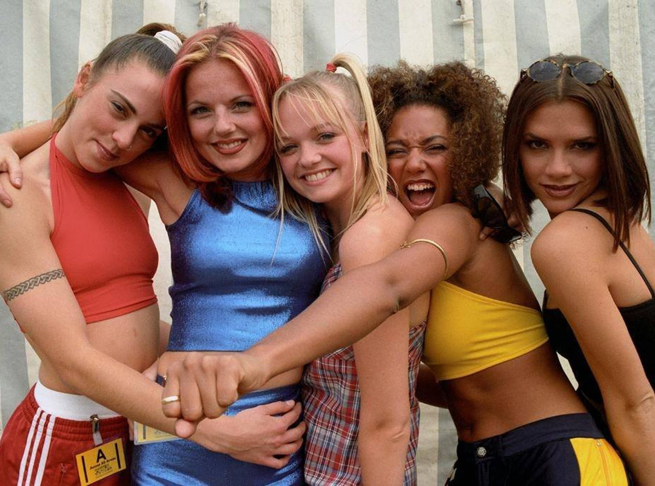Spice Girls Are 'Set To Reunite In 2018' With Victoria Beckham