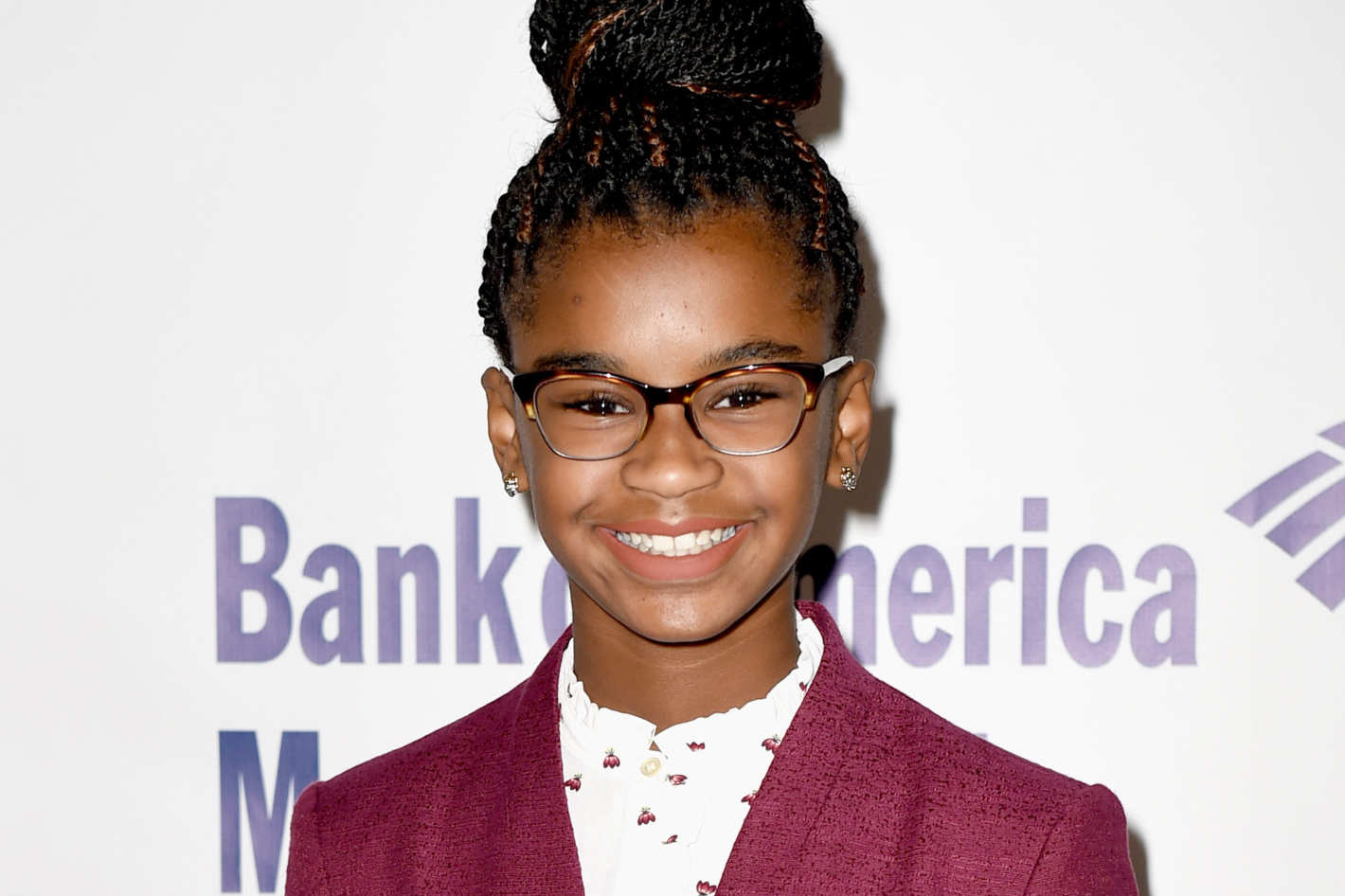 13-Year-Old Marley Dias, Founder of #1000BlackGirlBooks, Is The Youngest Member On Forbes' 30 Under 30 List For 2018.