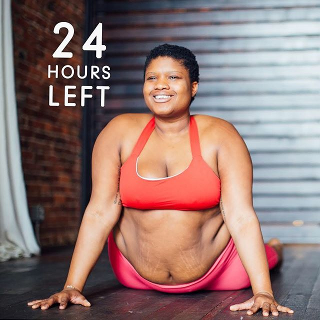 300 Pound  Woman Shows Off Her Amazing Flexibility  . . . As She Becomes A Certified Yoga Instructor!!