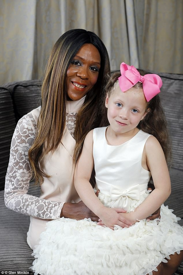 Black Mother Gives Birth To One In A Million WHITE Daughter With Blue Eyes