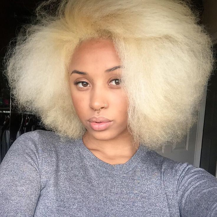 These Gorgeous Black Women With Blonde Hair Will Inspire