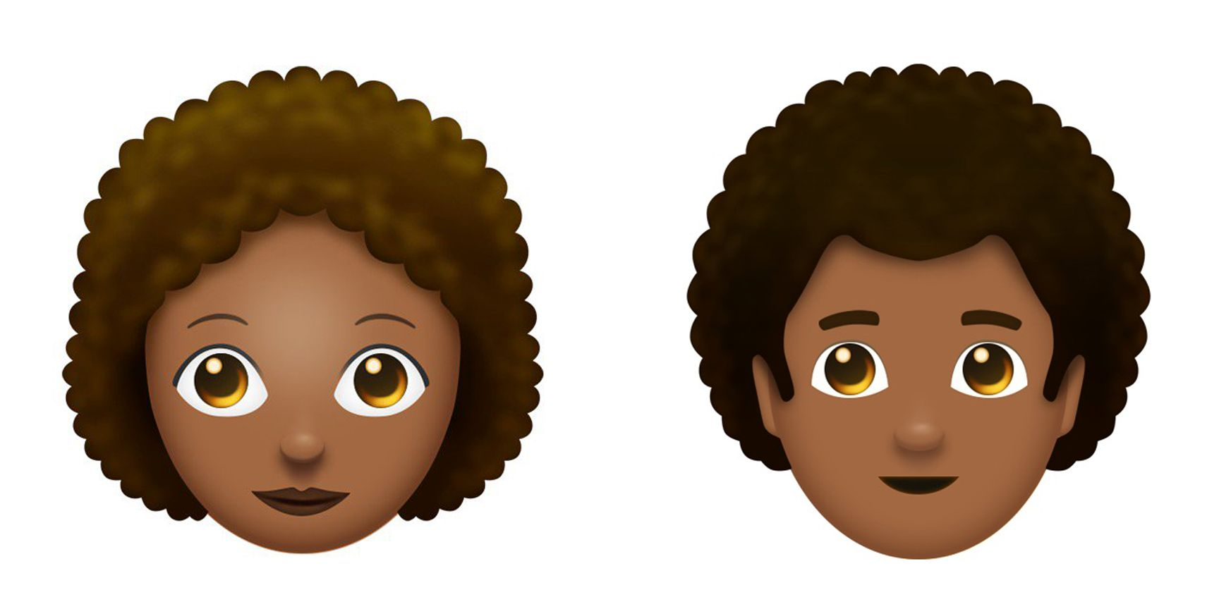 Black Twitter Is Enraged Over The New Natural Hair Emojis