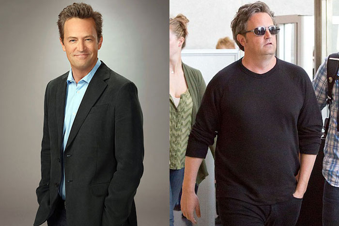 Celebrities Who Became Victims of an Increased Appetite and Got Fat (Then vs. Now)