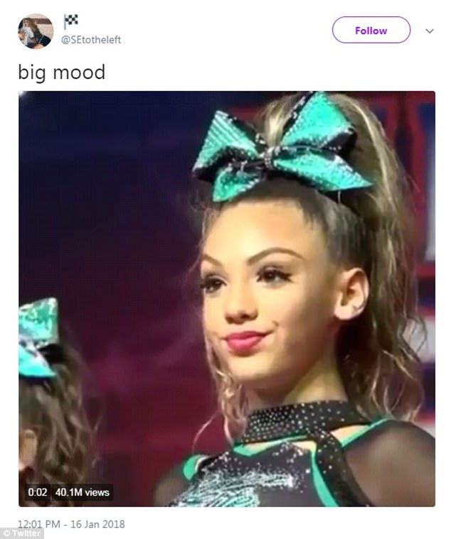 13-Year-Old Cheerleader Earns A Spot In The Meme Hall Of Fame After A Video Capturing her Sassy Attitude Goes Viral