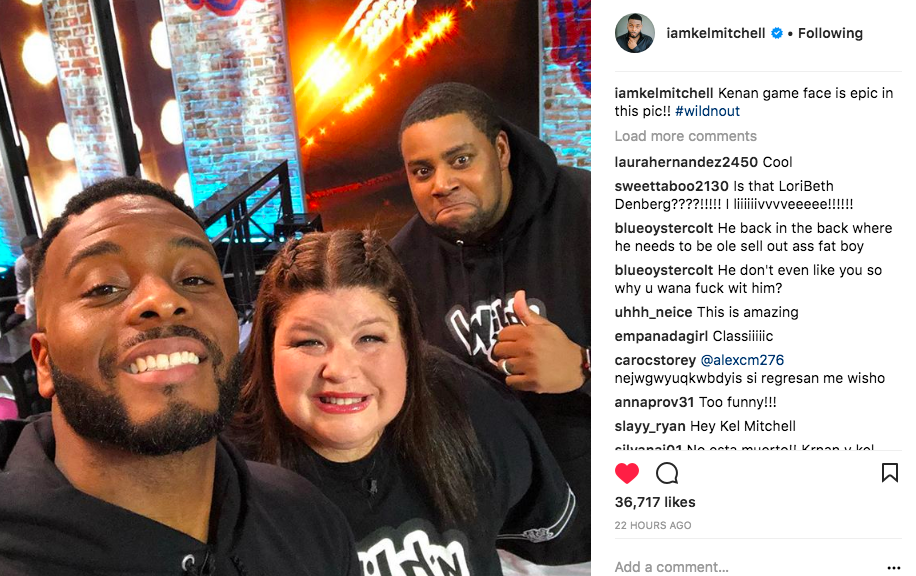 Kenan & Kel And The All That Cast Reunite On MTV's Wild 'n Out