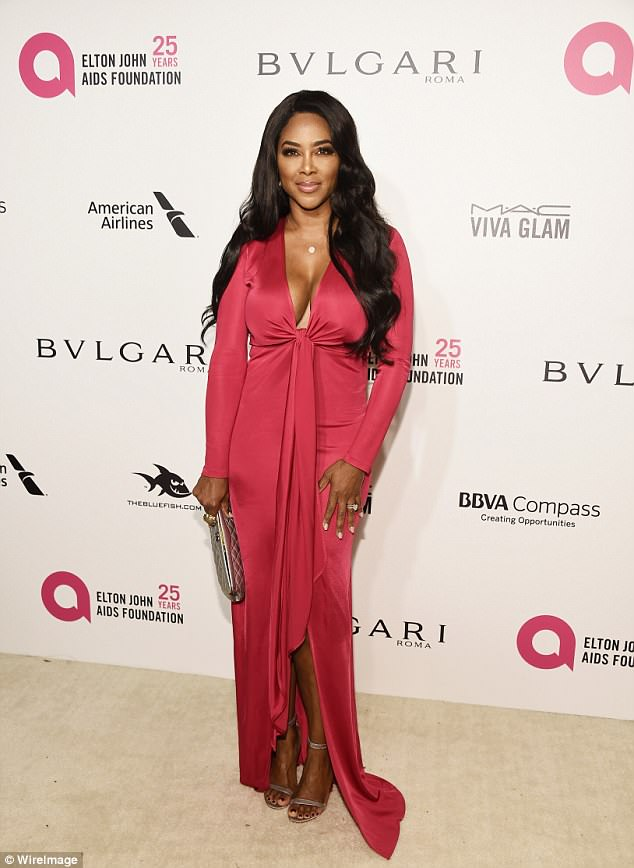 RHOA Star Kenya Moore, 47, And Husband Marc Daly Expecting First Child Together