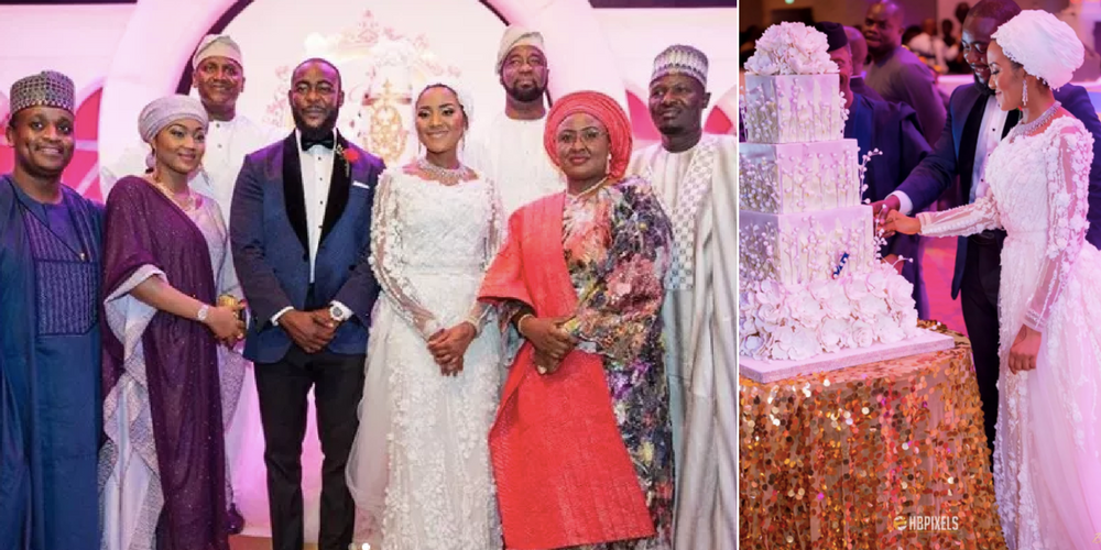 The Daughter Of The Richest Man In Africa Got Married – And It Looks Like Wakanda!