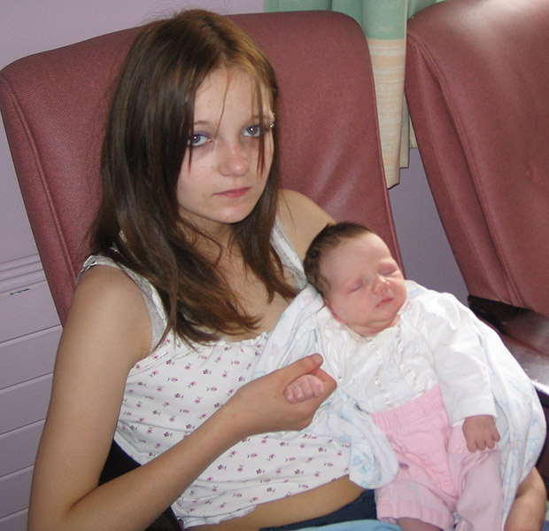 The World's Youngest Parents Ever!